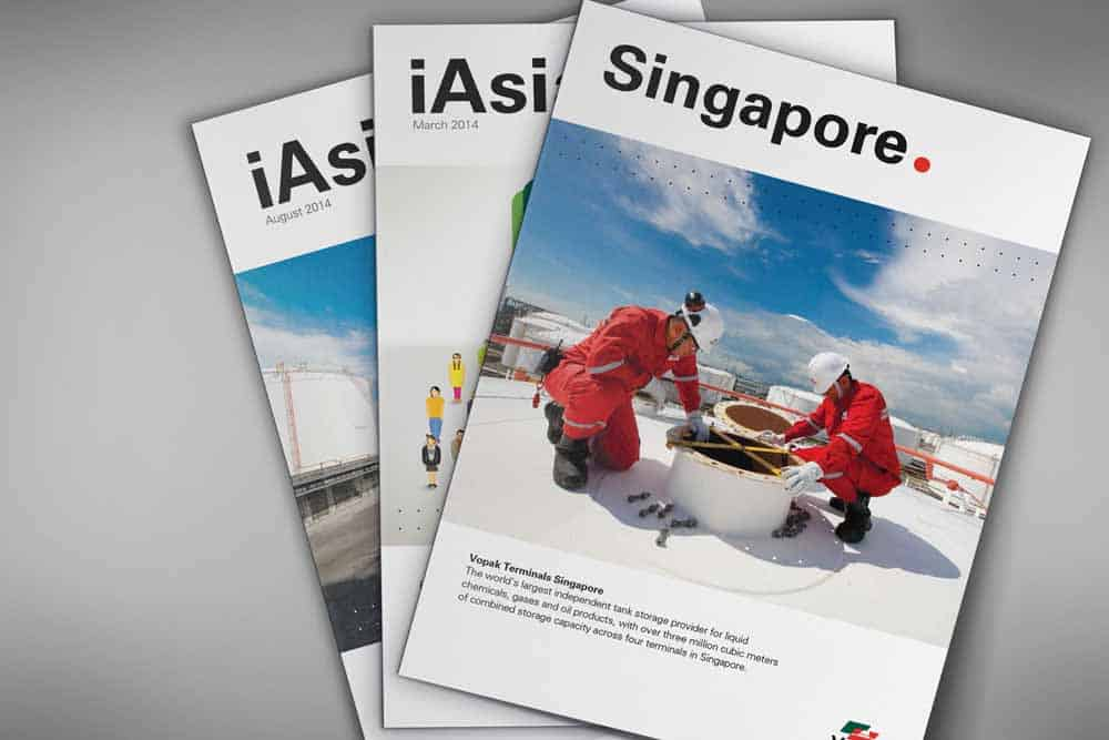Vopak Asia - Brochures, Newsletters